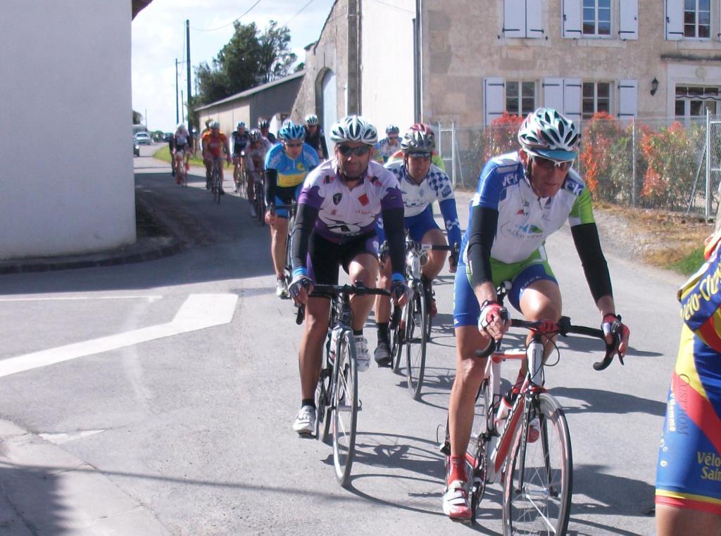 Gensac : Route