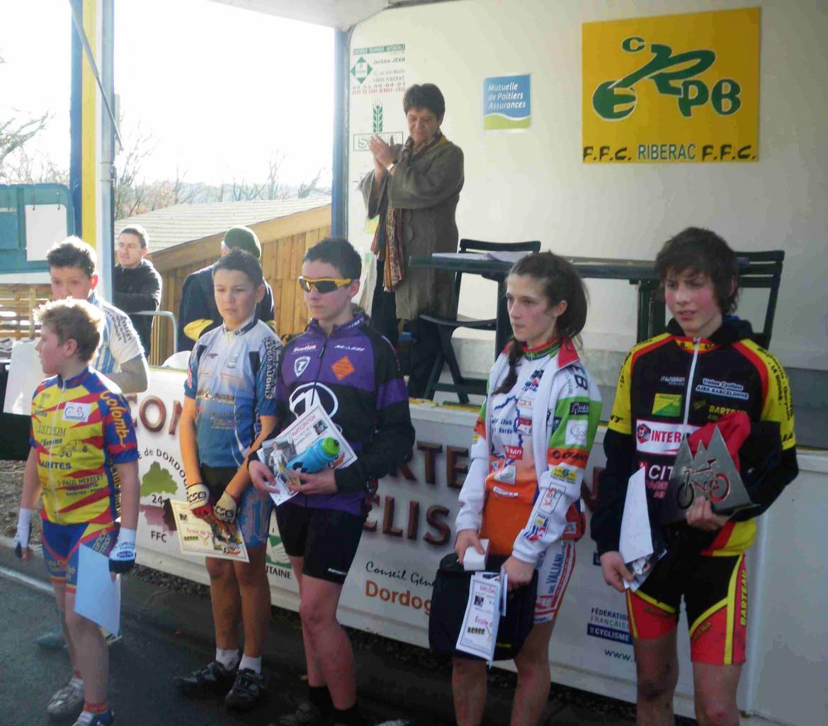 Cyclo cross crouchaux