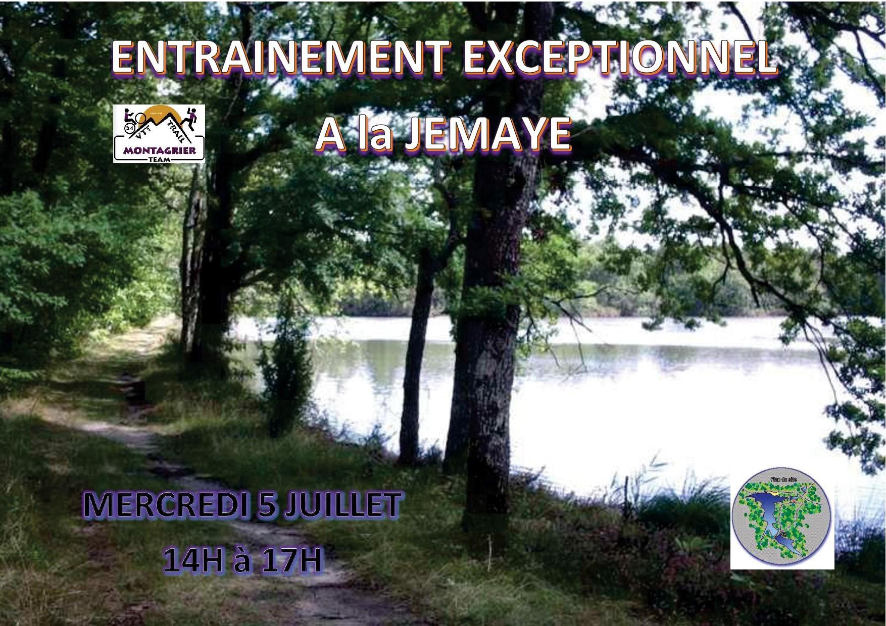 Entrainement la jemaye 1
