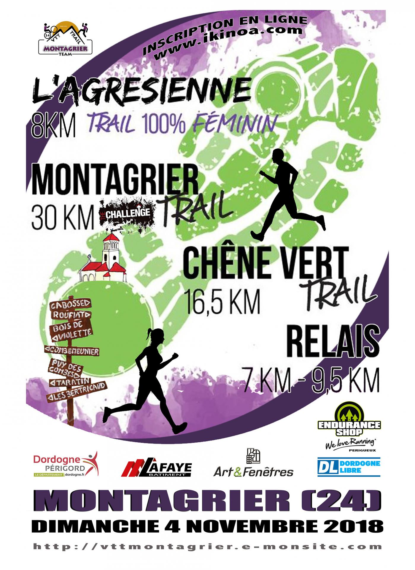 FLYER MONTAGRIER TRAIL