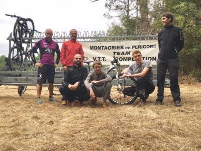 Team MVTT Chamadelle (manque Brice)